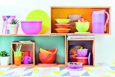 From picnics to parties, our Expression Set includes everything you need for a special event. #Tupperware