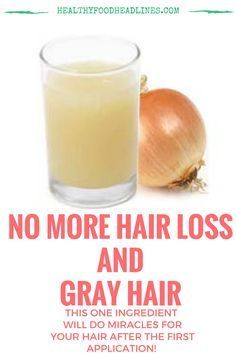 NO MORE HAIR LOSS AND GRAY HAIR – THIS ONE INGREDIENT WILL DO MIRACLES FOR YOUR HAIR AFTER THE FIRST APPLICATION!