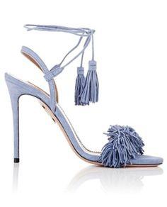 Aquazzura Wild Thing sandals