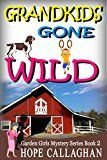 Free Kindle Book -   Grandkids Gone Wild (Garden Girls Christian Cozy Mystery Series Book 2)