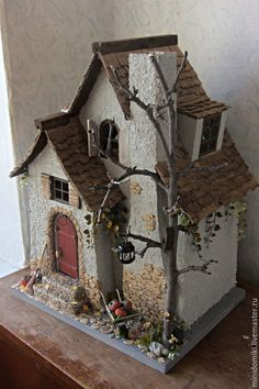 Домик лесного жителя – заказать на Ярмарке Мастеров – 76DWRRU | Кукольные домики, Самара
