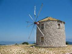 Englouvi lefkada windmill