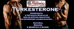 Alquimia Farmácia de Manipulação Porto Alegre: Turkesterone Promove Força e aumento da Massa Musc...
