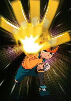 Tenya Yabuno, OLM Digital Inc, Inazuma Eleven, Endou Mamoru Anime Art Books, Book Art, Los Super Once, Inazuma Eleven Axel, Japon Illustration, Go Wallpaper, Anime Couples Drawings, Hand Art, Goalkeeper
