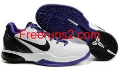 Nike kobe 6 VI Light Grey Violet Black 436311 100 half off Kobe Bryant Shoes Jordans Sneakers, Air Jordans, Kobe Bryant Shoes, Basketball Shoes, The North Face, Grey, Black, Fashion, Gray