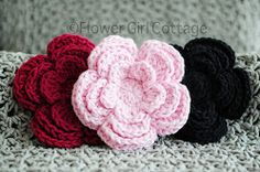 Flower Girl Cottage Crochet