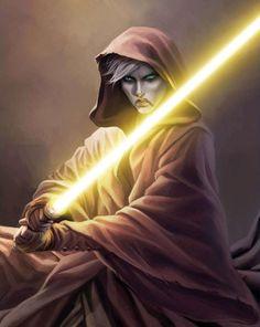 Asajj Ventress | art by Magali Villeneuve for Star Wars Insider Star Wars: Dark Disciple