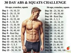 Try this 30 dsy ab challenge, is really good! No regrets...