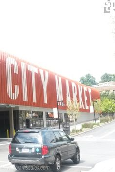 Ponce City Market - Atlanta, GA - Zinc Lock 0.39 VN Zinc