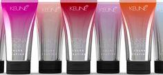 #Keune #Tubes #cosmeticpackaging #gradient #LageenTubes