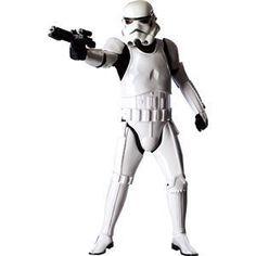 【コスプレ】 RUBIE'S(ルービーズ) STAR WARS(スターウォーズ) コスプレ Supreme Edition Stormtrooper(ストームトルーパー) Costume Stdサイズ - 拡大画像