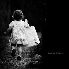 "Serie ""Life is"" #1 (unfair) by Sylvain_Latouche, via Flickr"