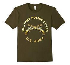 US Army - Military Police Corps Tshirt