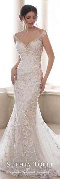 33 Best Sophia Tolli Images In 2020 Bridal Wedding Dresses