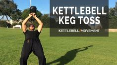 The Kettlebell Keg Toss   If you have ever watched the worlds strongest man, or even Scottish highland games, you have probably seen this move. In fact, throwing things that are heavy is something that has been practiced in many ways throughout time, in almost every culture. The shot put is in the Olympic games still today. This overhead kettlebell …