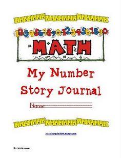 everyday math journal