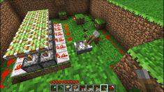 Minecraft redstone hidden bridge tutorial