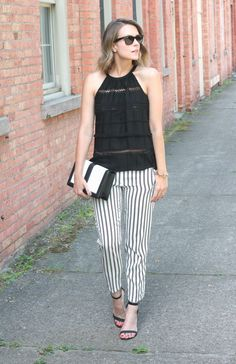 Vertical Lines| Penny Pincher Fashion