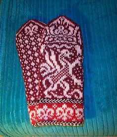 Ravelry: Project Gallery for Royal Mittens pattern by Natalia Moreva