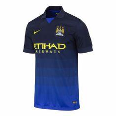 Nike Manchester City 2014/2015 Away Stadium Jersey