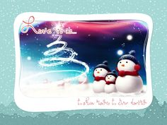 Love - It Is to show magic to your darling.  Show magic to your darling and send our greeting card. Free Christmas greeting cards. Upload your card and send it to your friend.