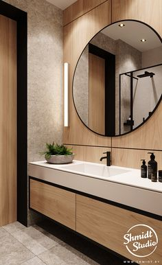 Project Warm | Minsk, Belarus on Behance Washroom Design, Toilet Design, Bathroom Design Luxury, Modern Bathroom Design, Home Room Design, Home Interior Design, Warm Bathroom, Washbasin Design, Bathroom Design Inspiration