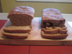 The Kid-Friendly Home: Mamacitas Whole Wheat Bread with Cinnamon Bread Variation