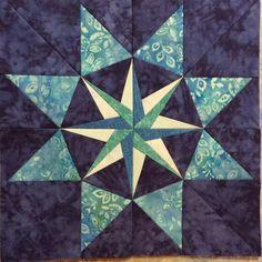 Kentucky Star Block