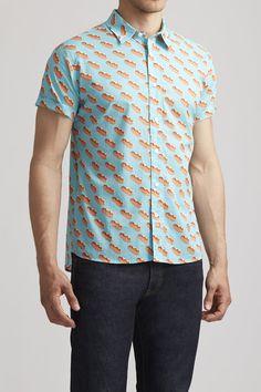 Dawg Shirt - AMBSN - Shirts : JackThreads