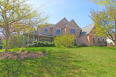 10 Carousel Lane, Palmer Twp, PA 18045 - A remarkable 6 bed, 4 bath home, with plenty to offer! Great views of the Park from the front end gazebo. Relax out back on the screened in deck.