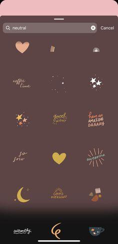 Instagram Emoji, Iphone Instagram, Mood Instagram, Instagram And Snapchat, Instagram Quotes, Creative Instagram Photo Ideas, Instagram Story Ideas, Ig Story, Insta Story