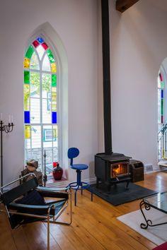 church conversion - Dan  Sarah's Songbird Church House