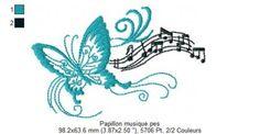 Papillon musique