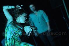 Festival Flamenco Nîmes 2015. Galería de fotos: Rocío Molina, 'Bosque Ardora'