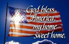 God (please) bless America!