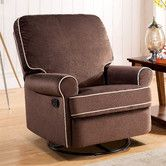 Found it at Wayfair - Marcus Fabric Swivel Glider Recliner
