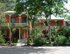 Mar Villa Guesthouse in Mandeville, Louisiana