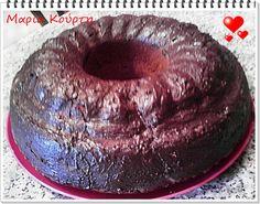 Κέικ σοκολάτας χωρίς ζάχαρη   Υλικά   200 γρ φαρίνα ολικής ή αλεύρι ολικής με 1 γεμάτο κ.γλ. μπέικιν  1 κεσεδάκι γιαούρτι 2% ... Healthy Desserts, Doughnut, Cookies, Cake, Food, Health Desserts, Pie Cake, Biscuits, Pie