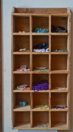 DIY: $10 Cedar Cubby Shelf