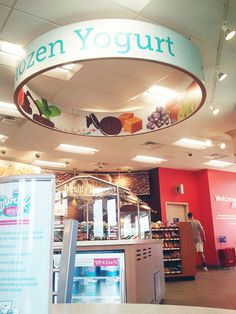 Frozen Yogurt Bar, Race Track, Kissimmee, FL