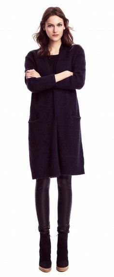 Filippa K, Soft Tweed Long Cardi