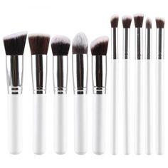 GET $50 NOW | Join RoseGal: Get YOUR $50 NOW!http://www.rosegal.com/makeup-tools/stylish-10-pcs-fiber-powder-brush-eyeshadow-brush-face-eye-makeup-brushes-set-608529.html?seid=6846813rg608529