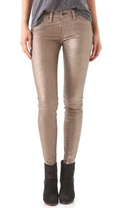 Rag & Bone/JEAN The Leather Skinny Pants (completely out of my price range but nevertheless amazing)
