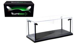 ACRYLICASE CLEAR DISPLAY SHOW CASE FOR 1/18 Diecast Car BLACK BASE W LED LIGHTS - http://hobbies-toys.goshoppins.com/diecast-toy-vehicles/acrylicase-clear-display-show-case-for-118-diecast-car-black-base-w-led-lights/