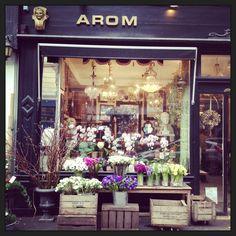 Flower shop Paris: