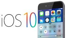 Final sürümü Eylül ayında yayınlanacak olan iOS 10 (ilk geliştirici betasını)'un test amaçlı ilk betası yayınlandı. Şu anda sadece geliştiricilere açık olan iOS 10'un halka açık sürümü Temmuz ayında ilgili...