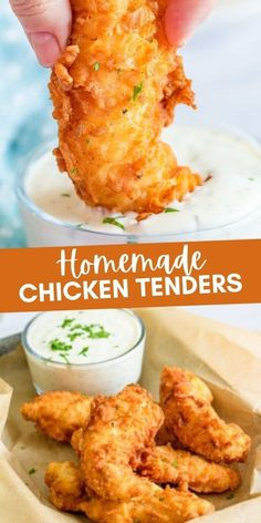 Chicken Tender Recipes, Meat Recipes, Appetizer Recipes, Cooking Recipes, Kids Chicken Recipes, Chicken Appetizers, Salad Recipes, Recipies, Tandoori Masala