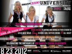 SMASHBOXX Ultra Club – THURSDAY Night Dance Party – 08.23.2012