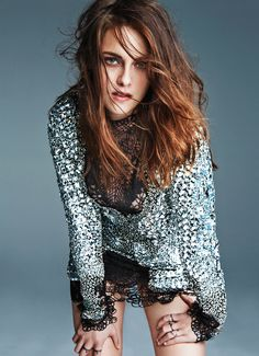 Girl on the Edge: Interview with Kristen Stewart Part 1 of 5