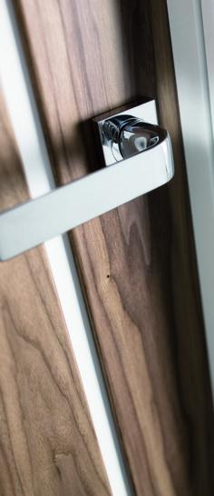 Kit de tirador placa o uñero para puerta corredera en acabado ...